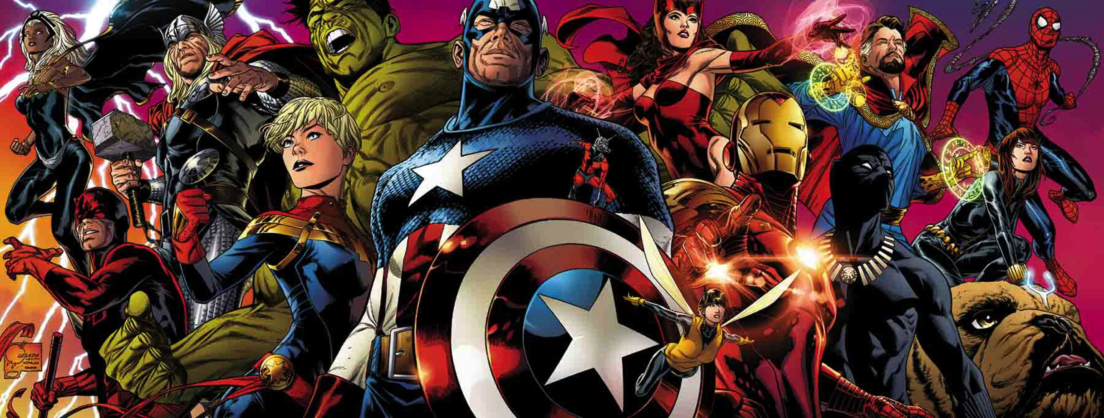 The Best To Worst Marvel Comics Solicitations For