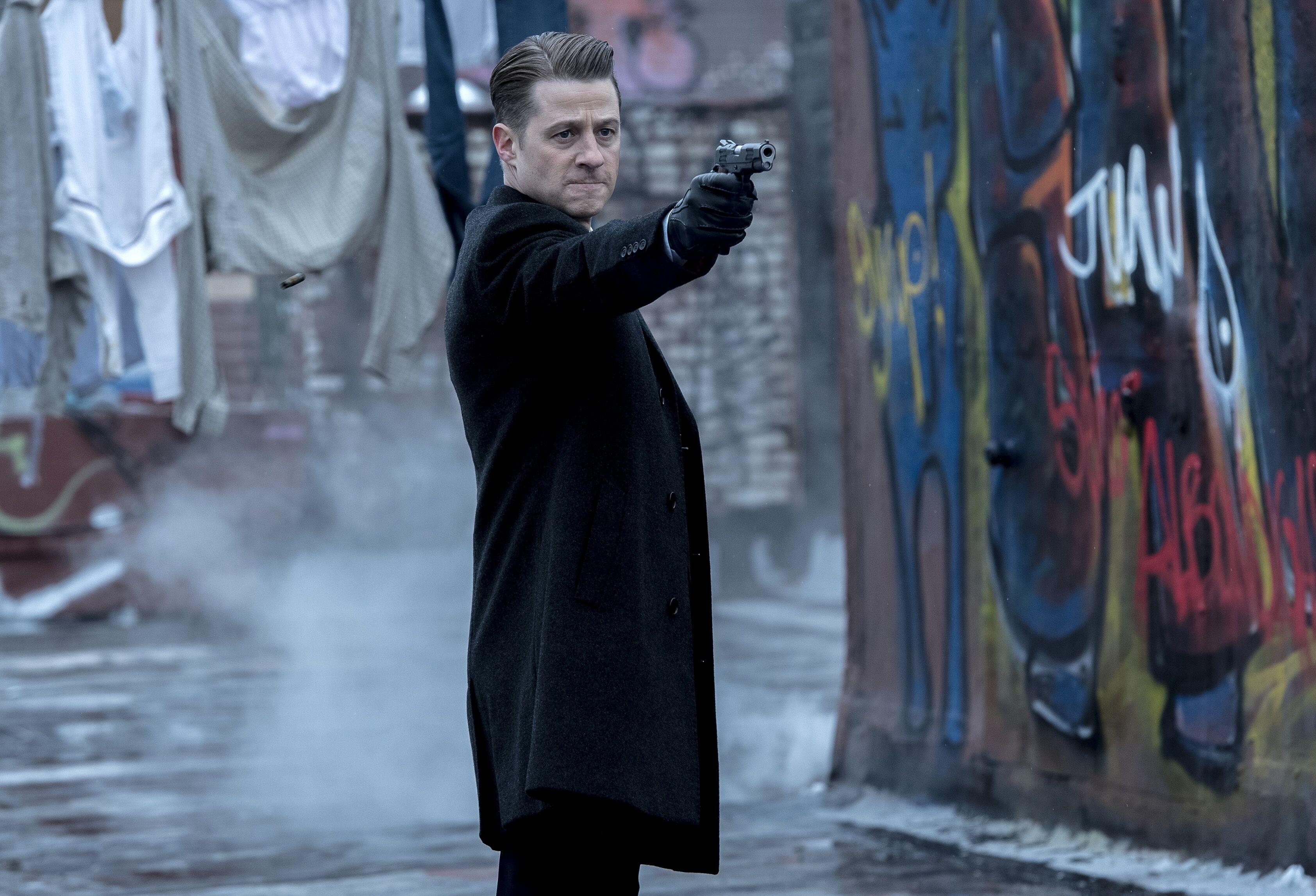 Gotham Season 4 Stream