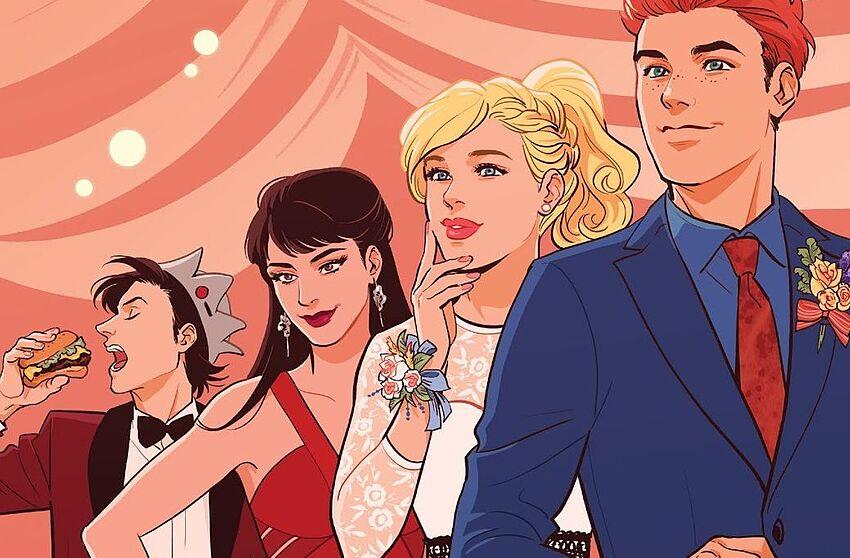Archie #30 review: Moose Mason meets Midge Klump
