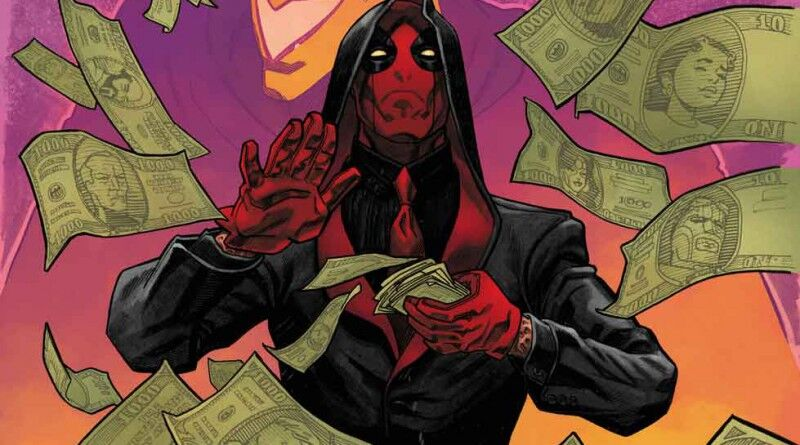 Deadpool comics stories with instant money-making potential as movies