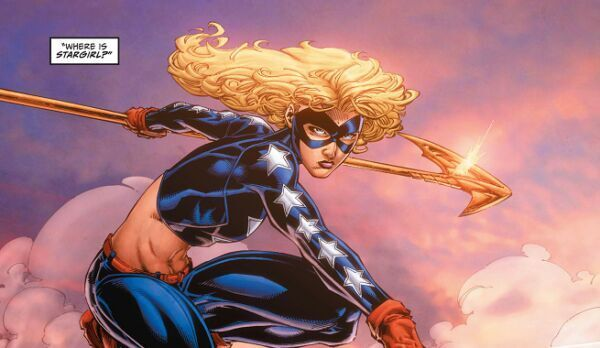 5 actresses who could play Stargirl in 'Black Adam'