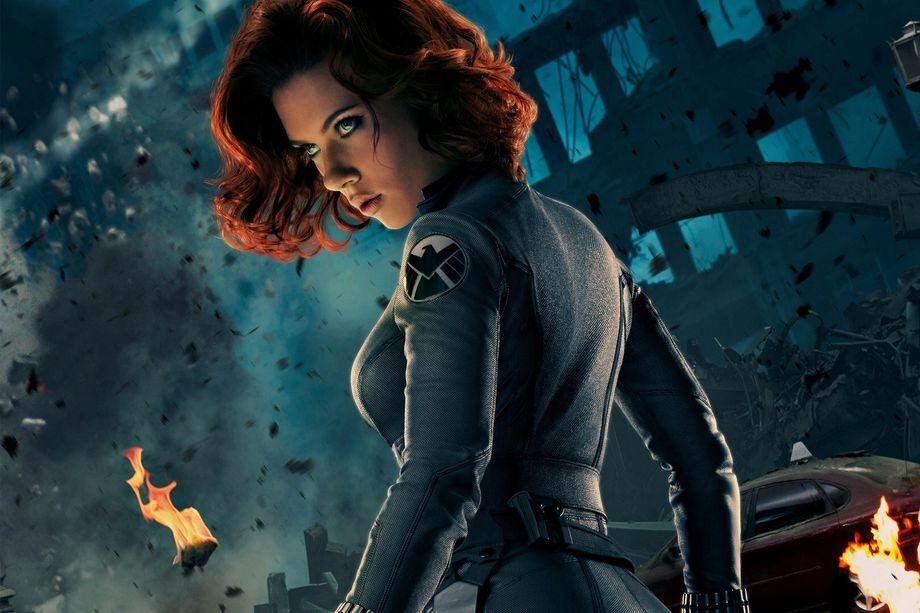 Marvel hires new screenwriter to rewrite Black Widow movie