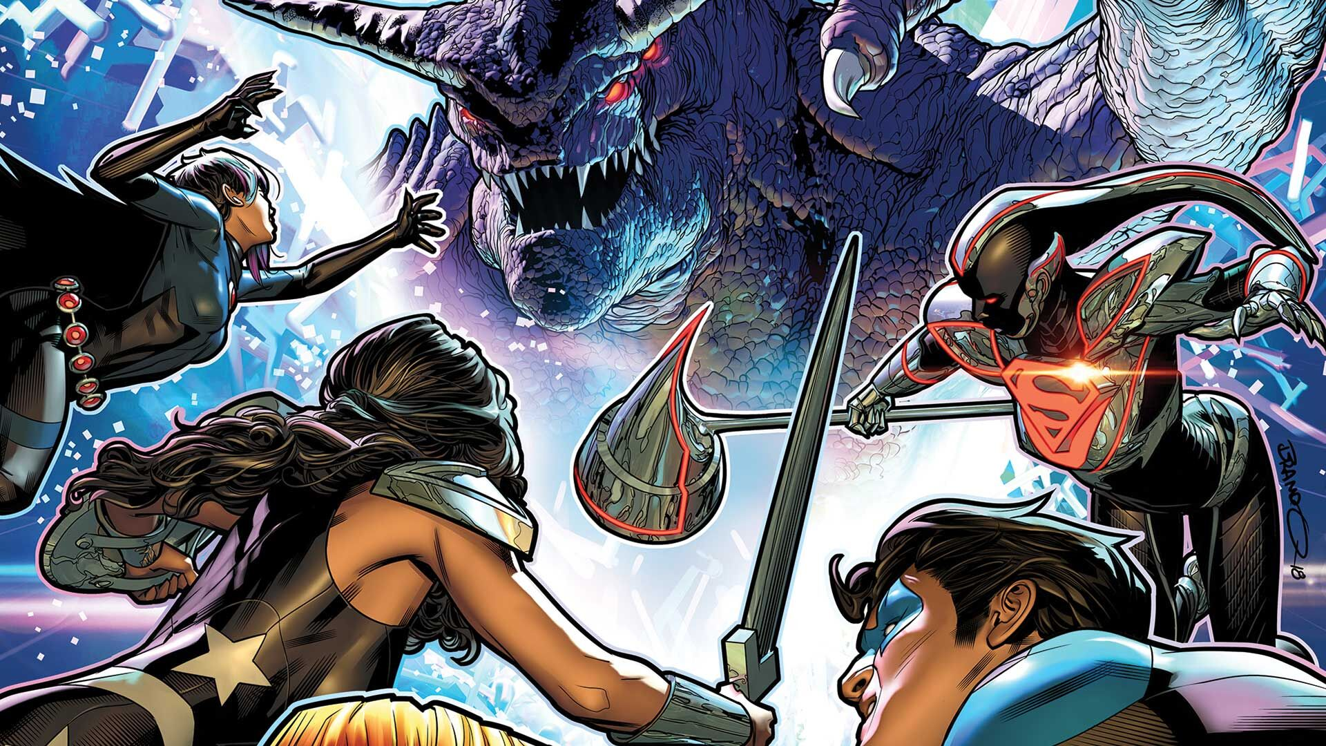 Titans #24 Review: Monster from the Mind of Madness
