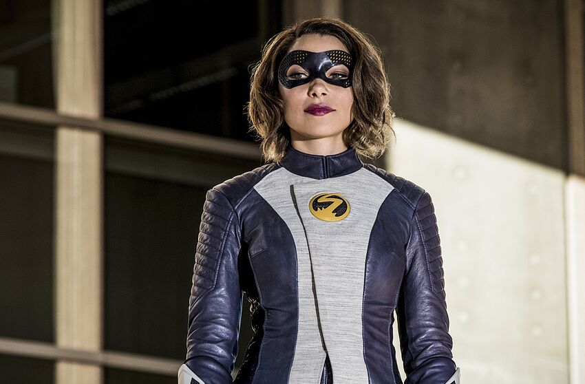 The Flash: Why is Nora West-Allen working with this person?