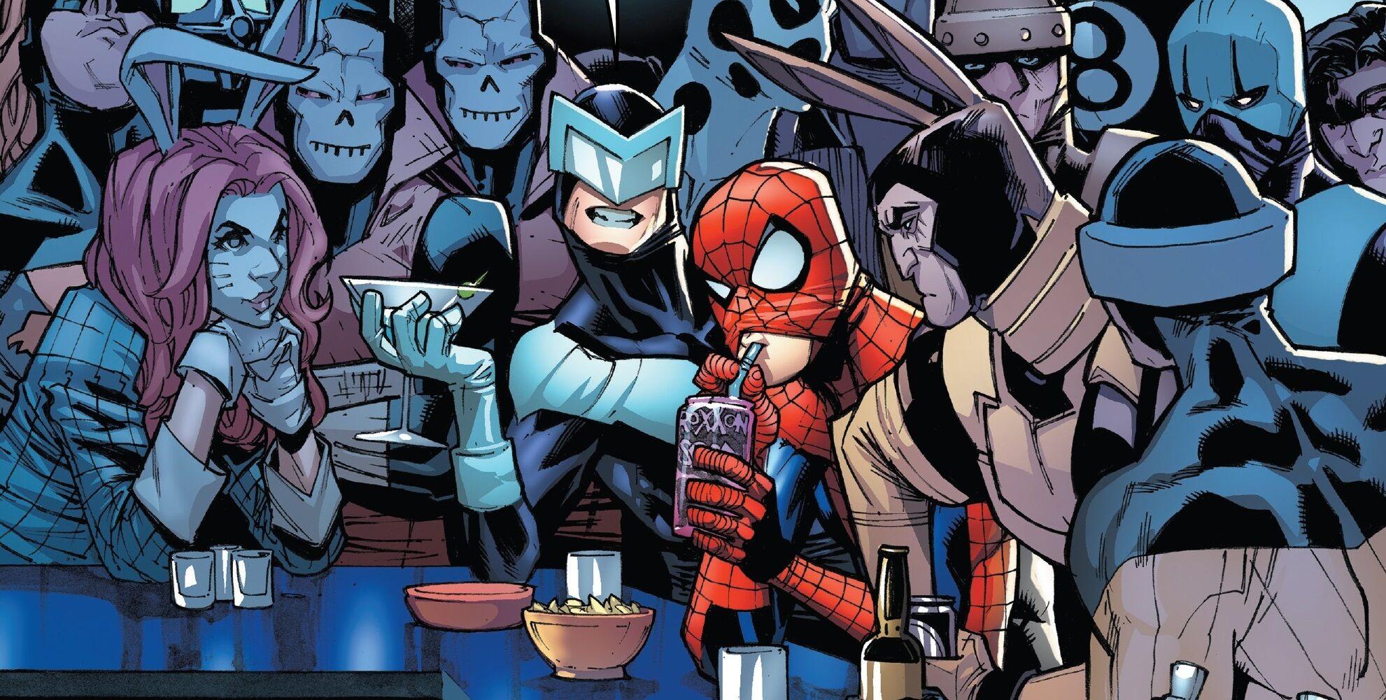 Stillanerd Reviews: Amazing Spider-Man (2018) No. 7 review