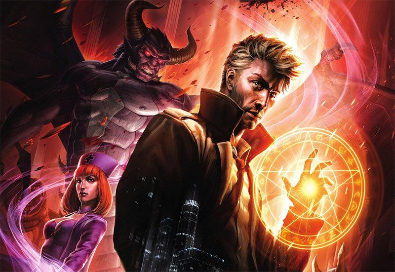 Constantine: City of Demons the Movie review