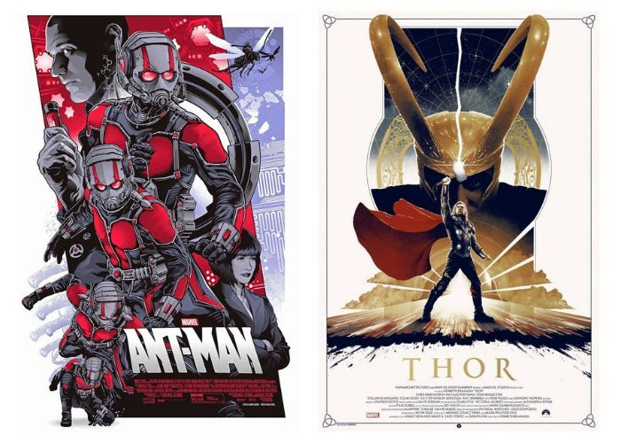LAST CALL on this awesome Marvel artwork from Dark Ink Art