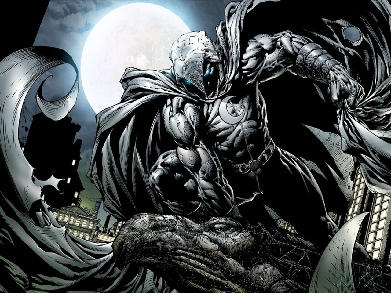 Moon Knight will be one of the newest additions to Disney Plus