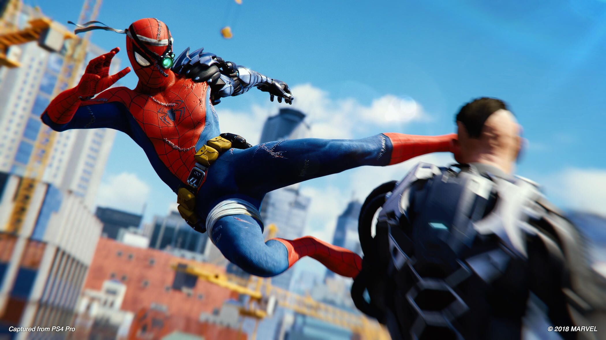 Marvel's Spider-Man PS4: Silver Lining DLC review