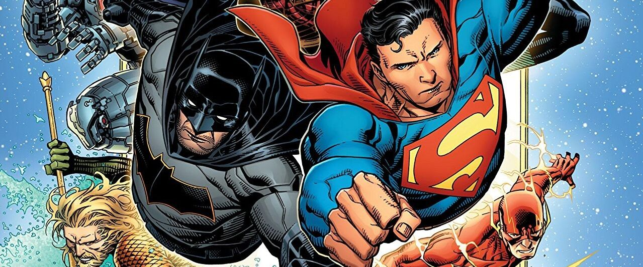 Rocksteady may have confirmed a Justice League video game