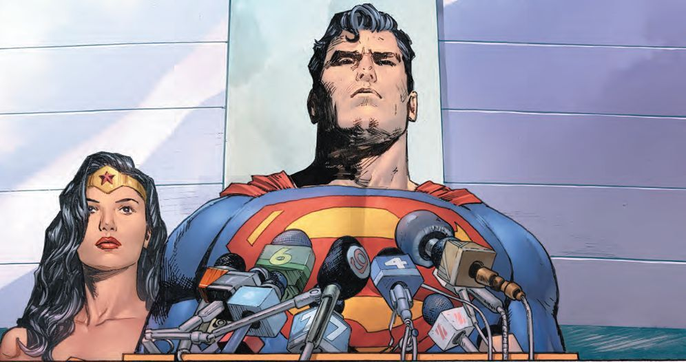 DC Comics will reveal Superman's identity to the world