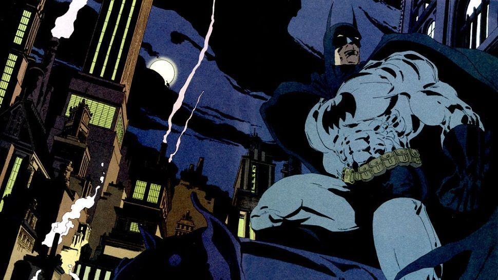 Batman's latest creative team has been announced