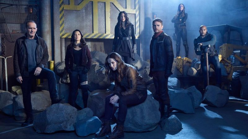 Agents of SHIELD cast and crew get sentimental on their last day of shooting