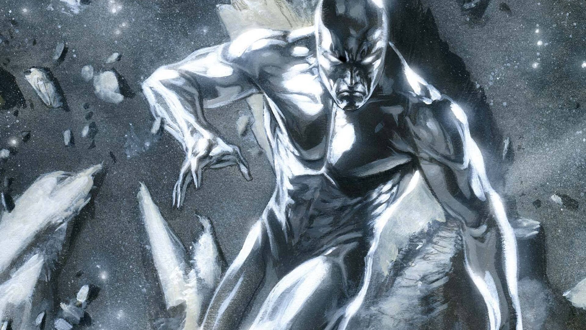 Silver Surfer film reportedly in the works at Marvel Studios