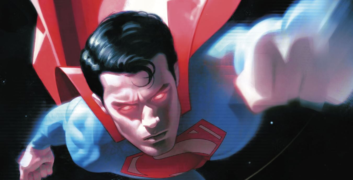 Action Comics No. 1008 review: Superman out of his territory