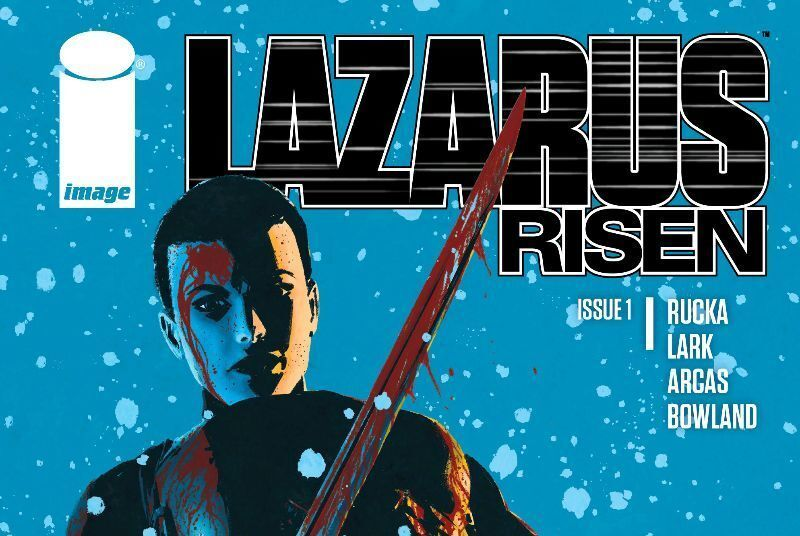 Lazarus: Risen No  1 review: Almost fifty pages of amazing intrigue!