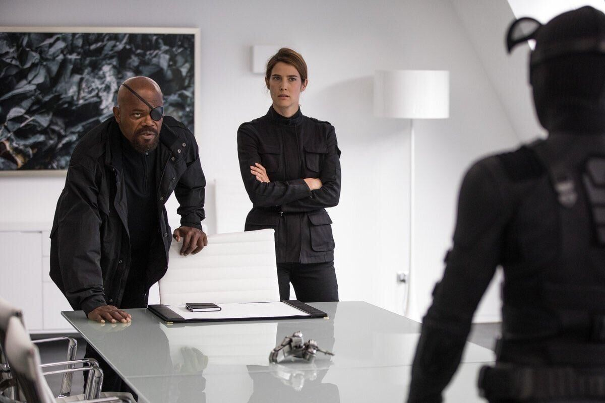 Spider-Man: Far From Home: Nick Fury is Spidey's 'mean new stepdad'