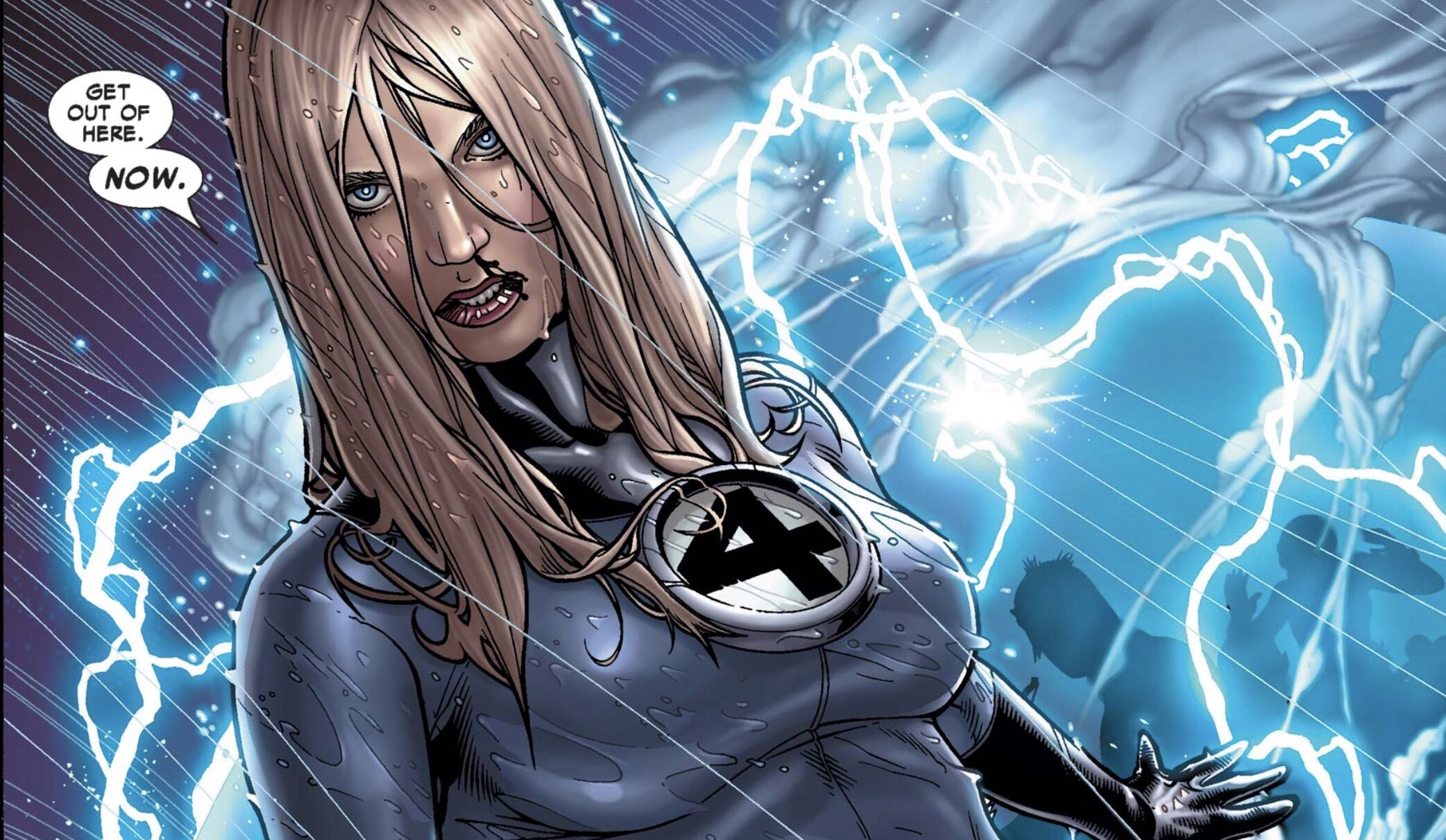Marvel finally gives the Invisible Woman a solo series coming in July