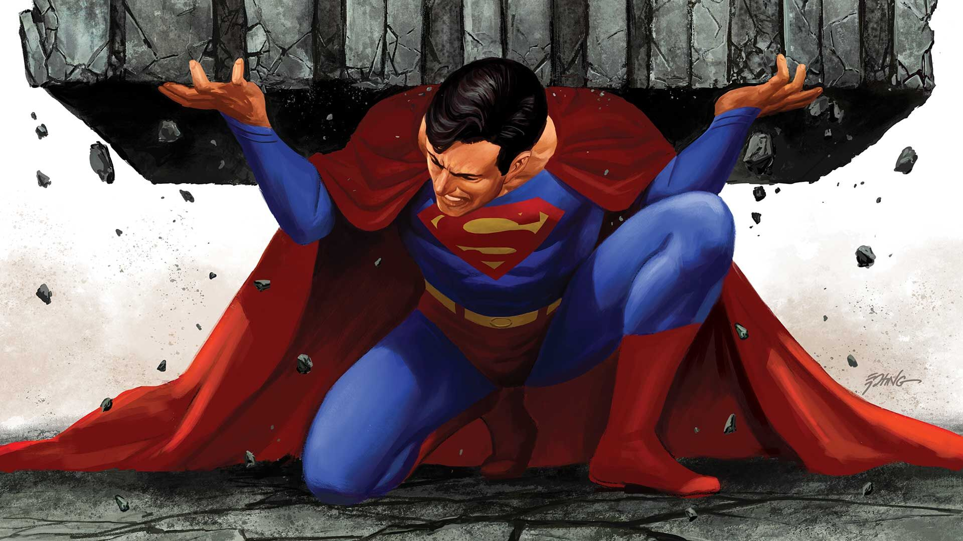 Lois and Superman uncover Spyral's secrets in Action Comics No. 1011