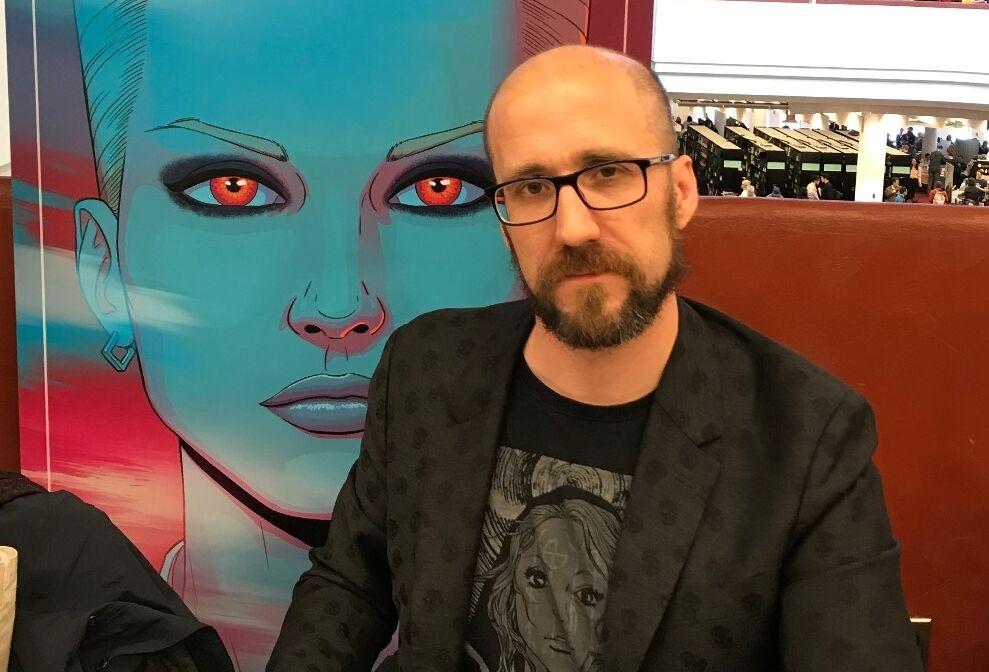 Interview: Kieron Gillen discusses deconstructing the fantasy genre in DIE