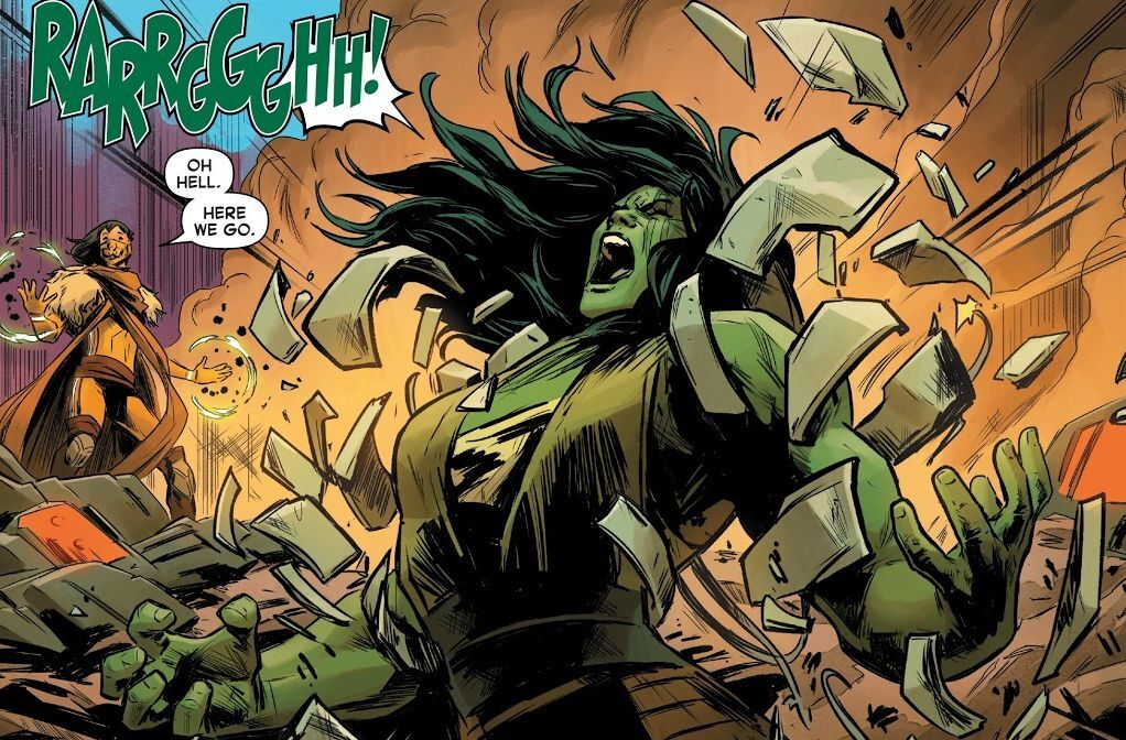 She-Hulk rumored to bring back Betty Ross, Thunderbolt Ross