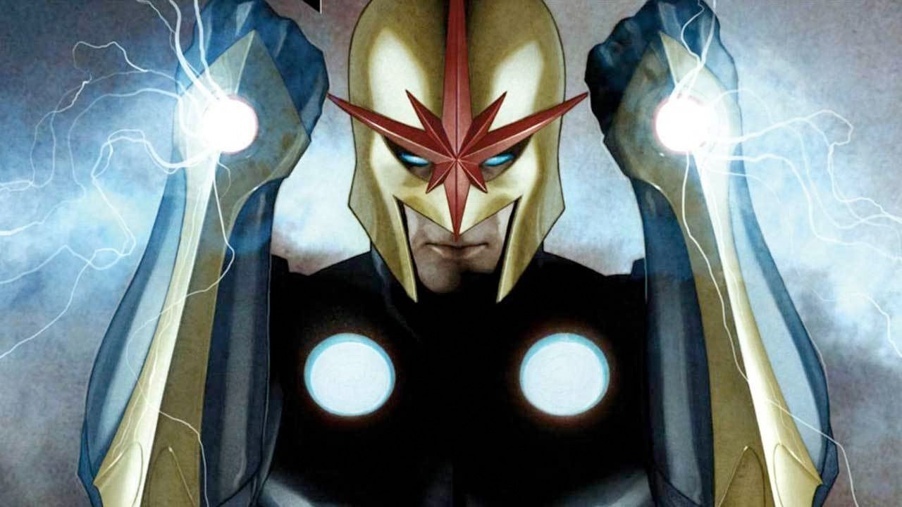 Nova almost made his debut in Avengers: Infinity War
