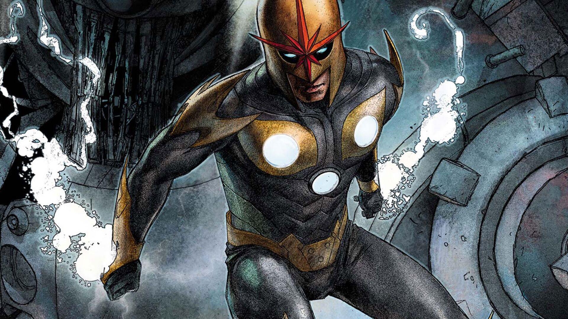 Report: A Nova movie is in development at Marvel Studios