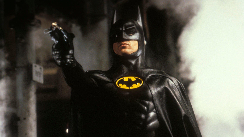Rumor: Michael Keaton's Batman returns in Crisis On Infinite Earths