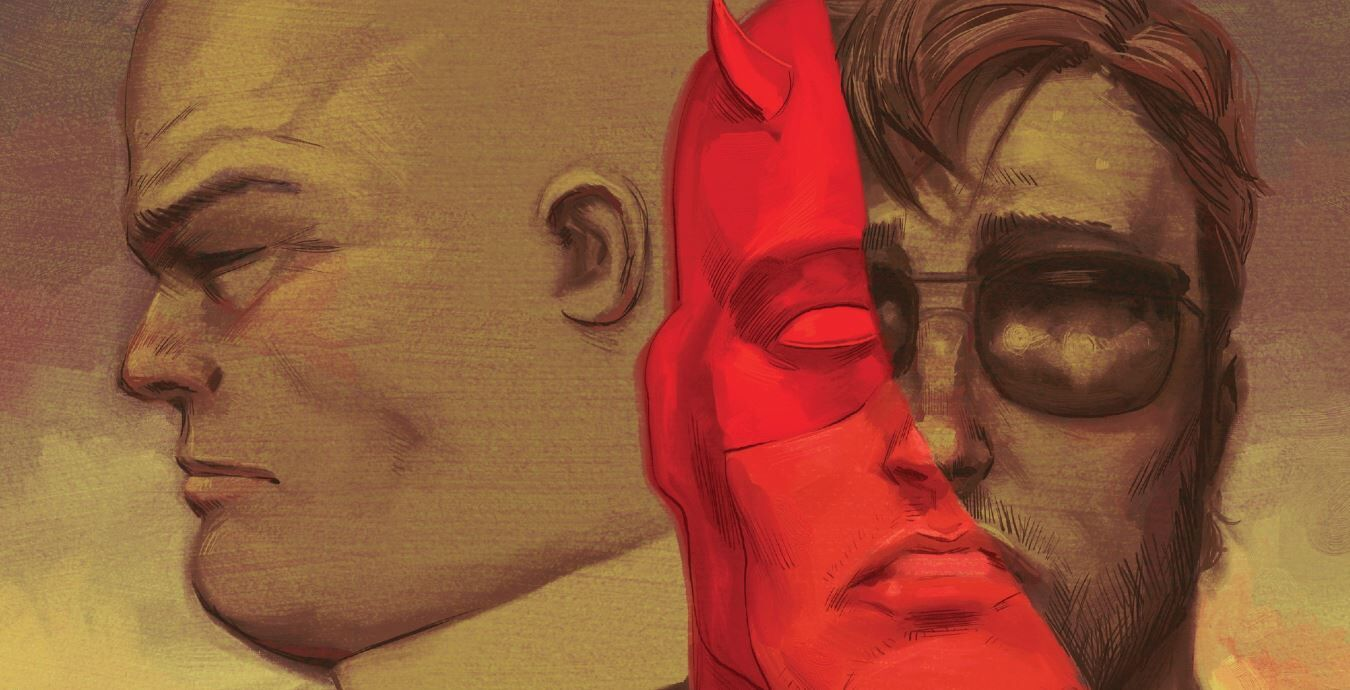 Matt confronts his sins while Wilson leaves them behind in Daredevil No. 7