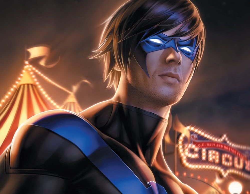 New Batman writers will bring Nightwing back to comics in 2020