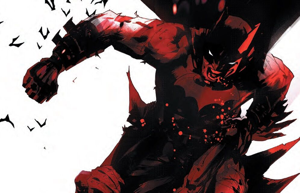 The Batman Who Laughs may have finally defeated Batman in issue No. 6