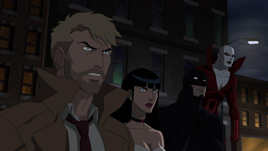 SDCC 2019: Justice League Dark: Apokolips War film coming in 2020