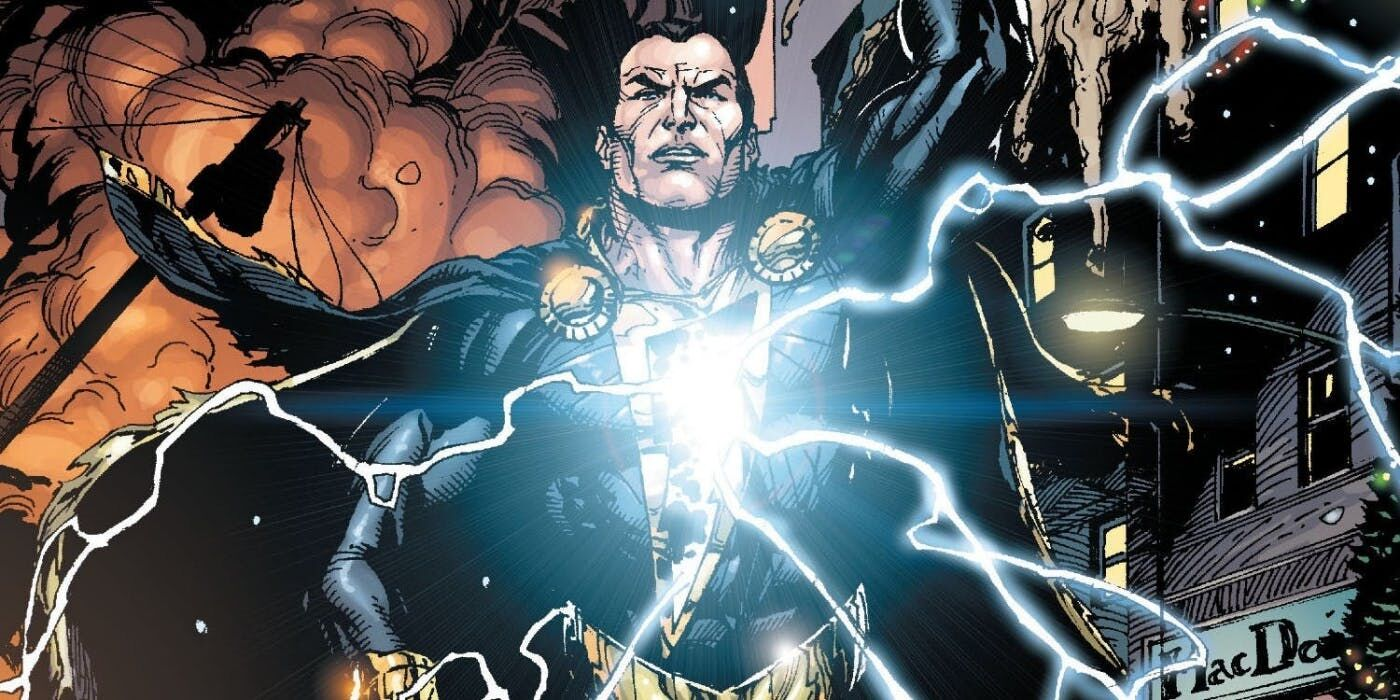 Black Adam to potentially start shooting in spring 2020