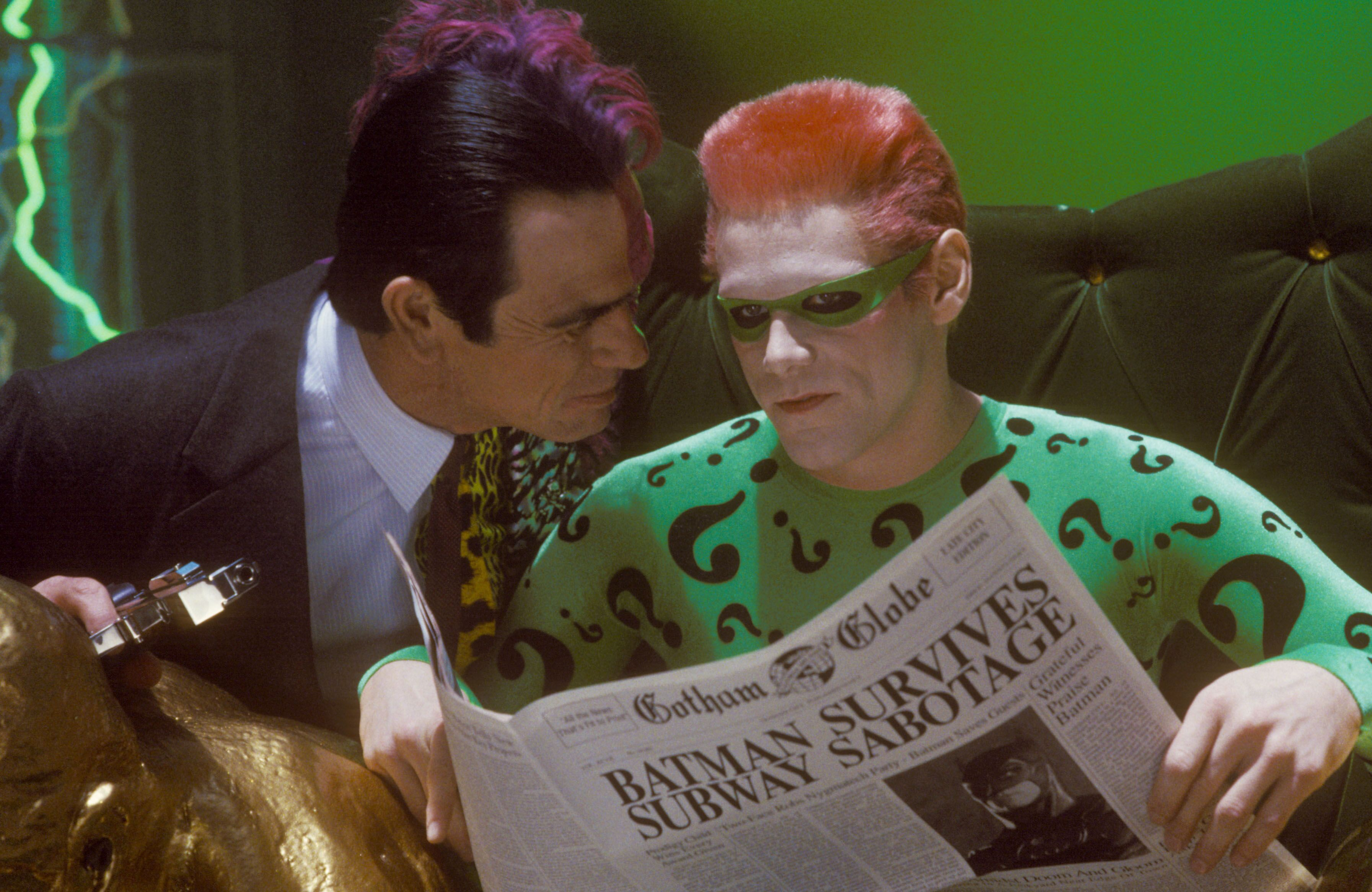 Batman: All 6 Riddler actors ranked from worst to best