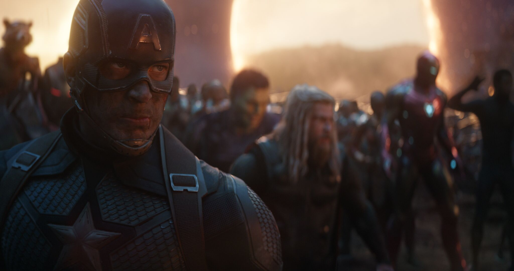 Avengers: Endgame home release takes the No. 1 spot