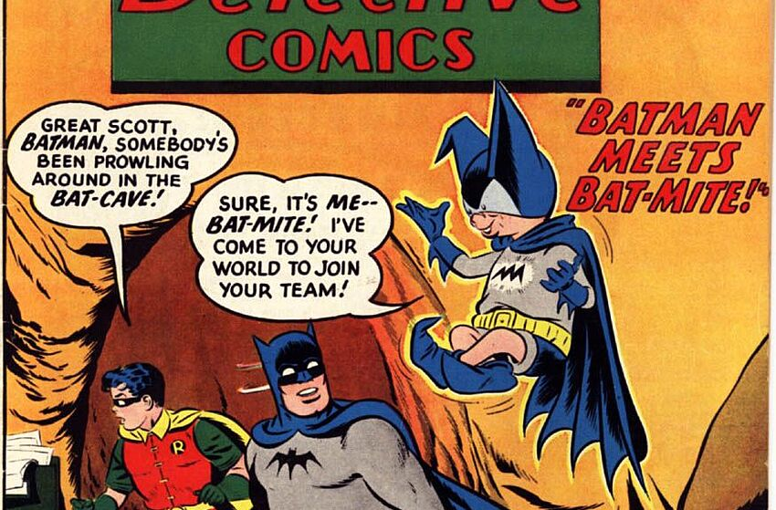 DCEU: How Warner Bros  could make a Bat-Mite film
