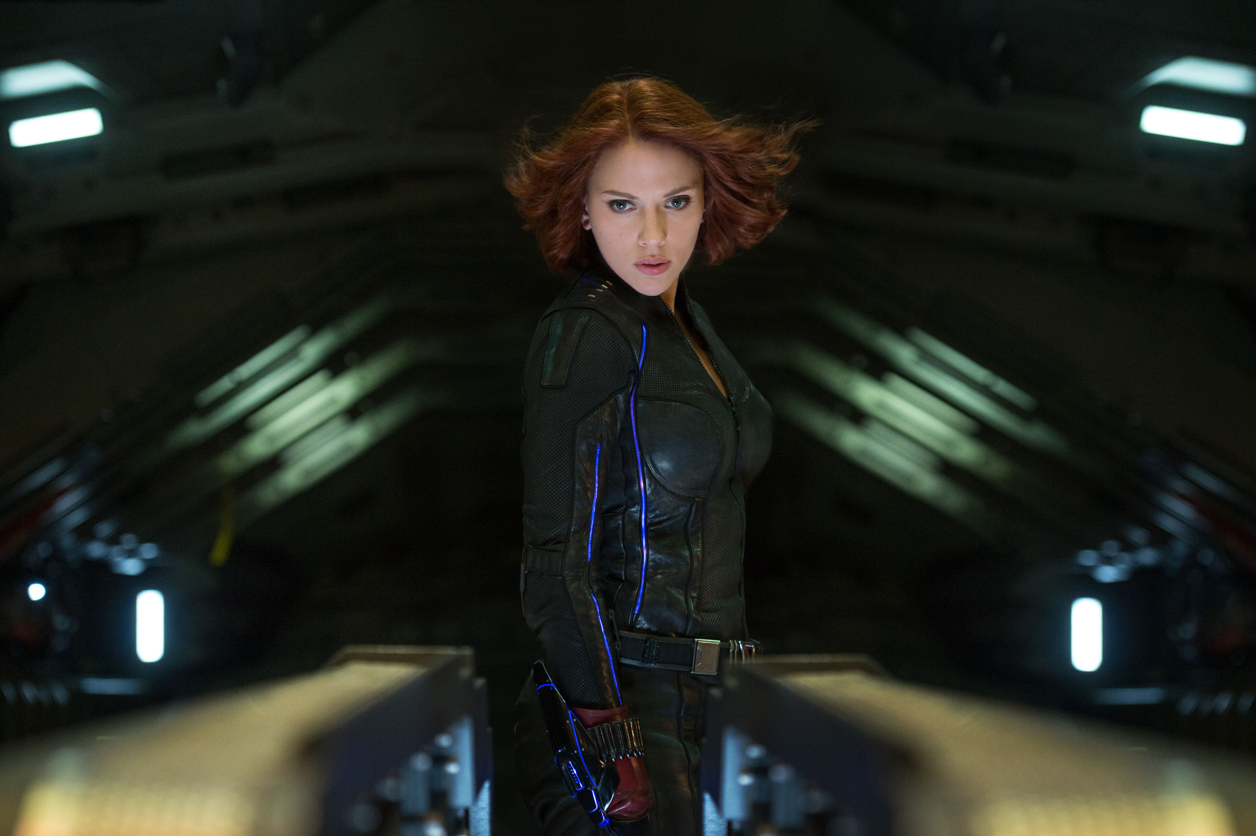 Black Widow: Be warned, this movie is going to be dark