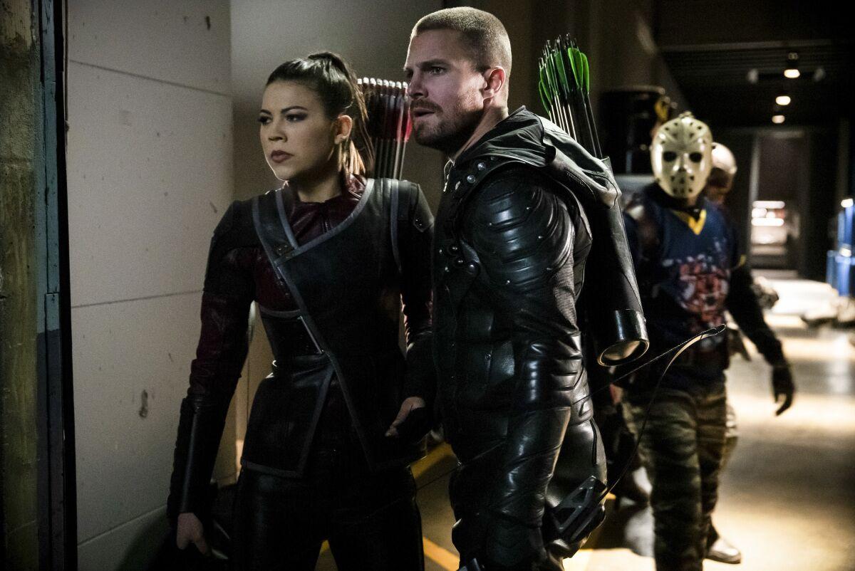 Arrow Season 7 Episode 9 Full Episode Watch Online