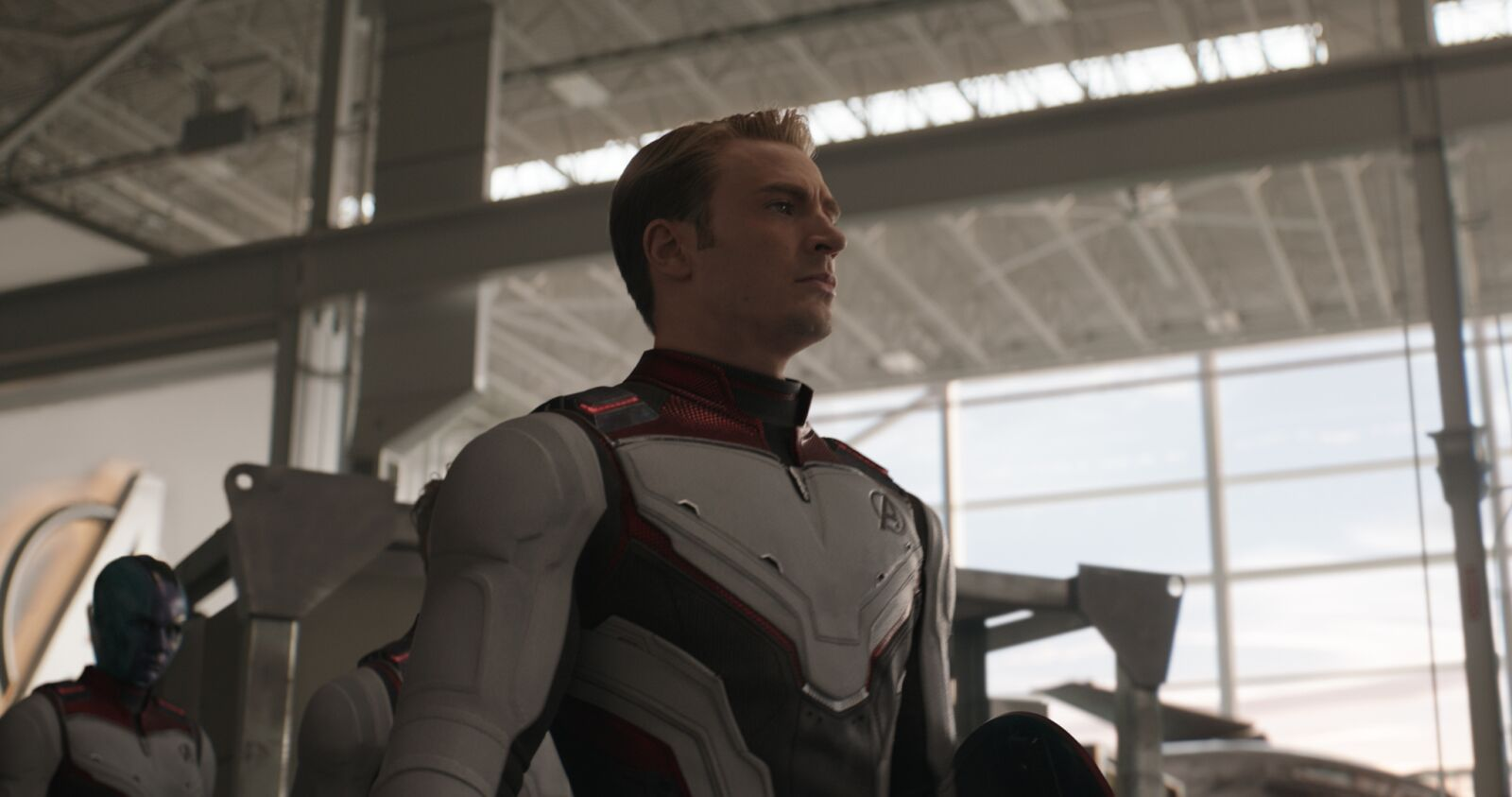Captain America had a smaller role in Avengers: Infinity War for a reason