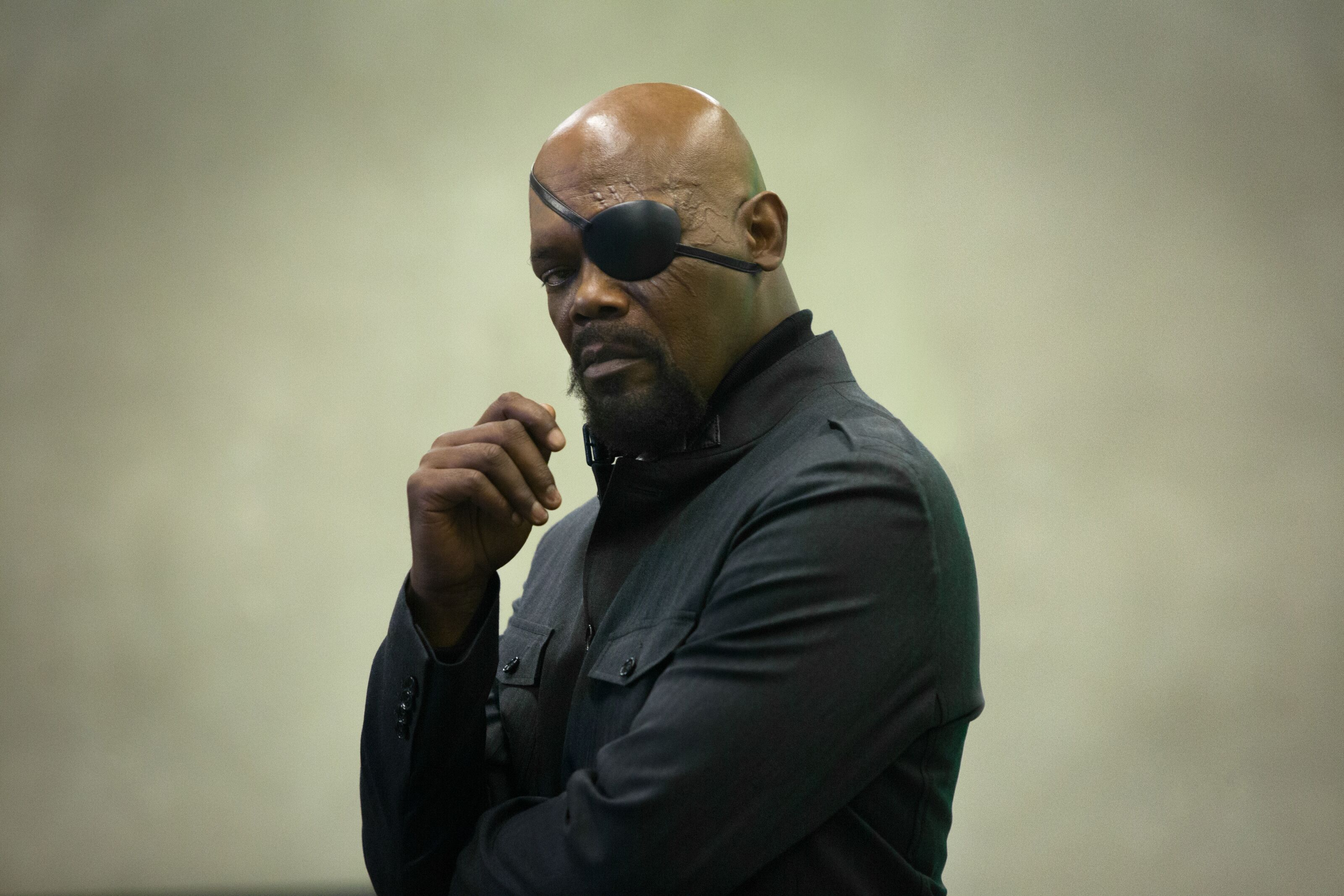 Nick Fury references Spider-Man and the X-Men in deleted 'Iron Man' scene