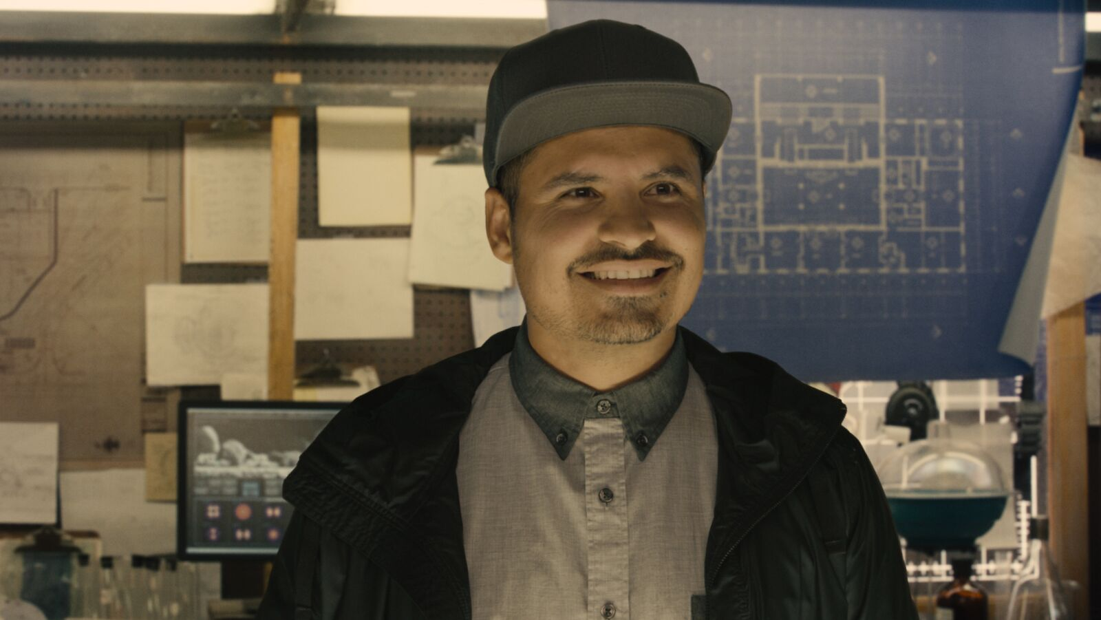 Michael Pena doesn't think Luis will become a superhero in Ant-Man 3
