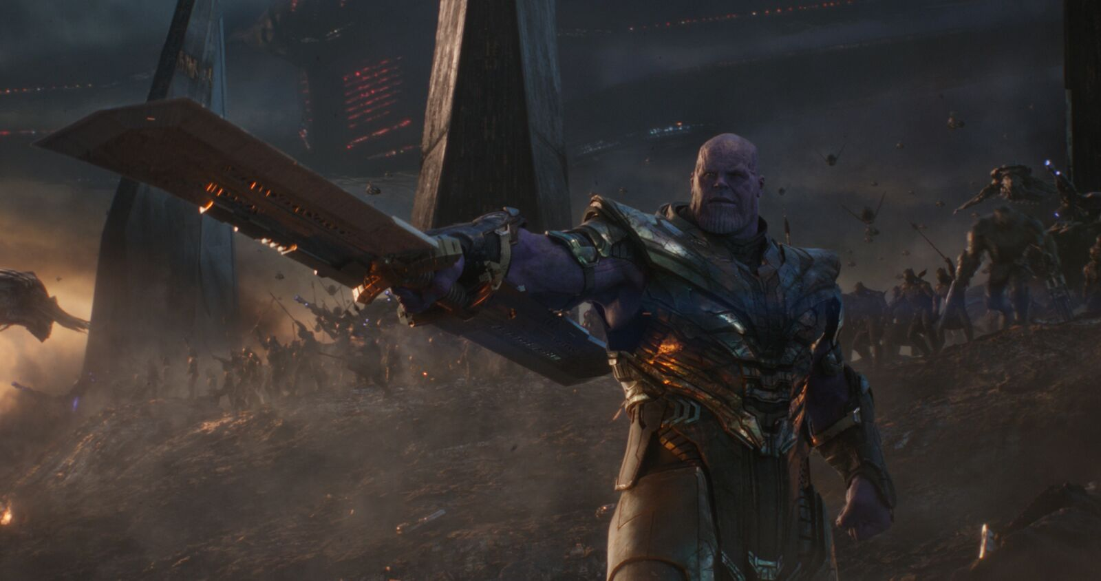 Thanos: The Mad Titan's 7 best moments in the Marvel Cinematic Universe