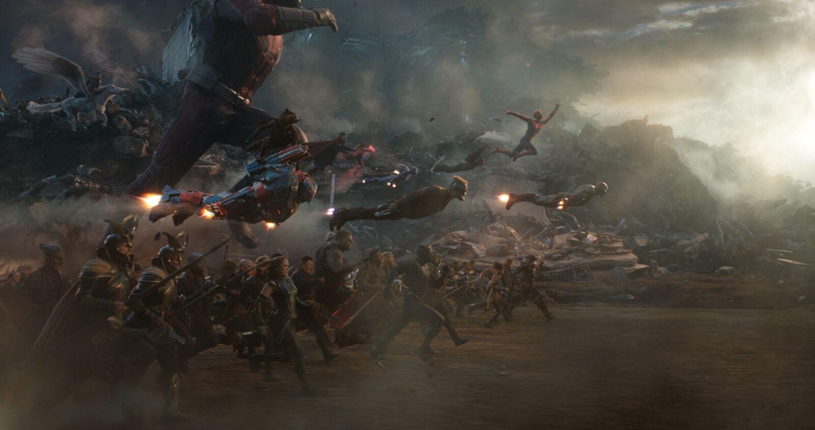 Avengers: Endgame – Sean Gunn reveals a scene cut from the final battle
