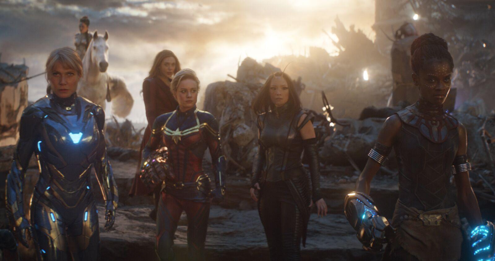 Captain Marvel directors speak on a possible A-Force film