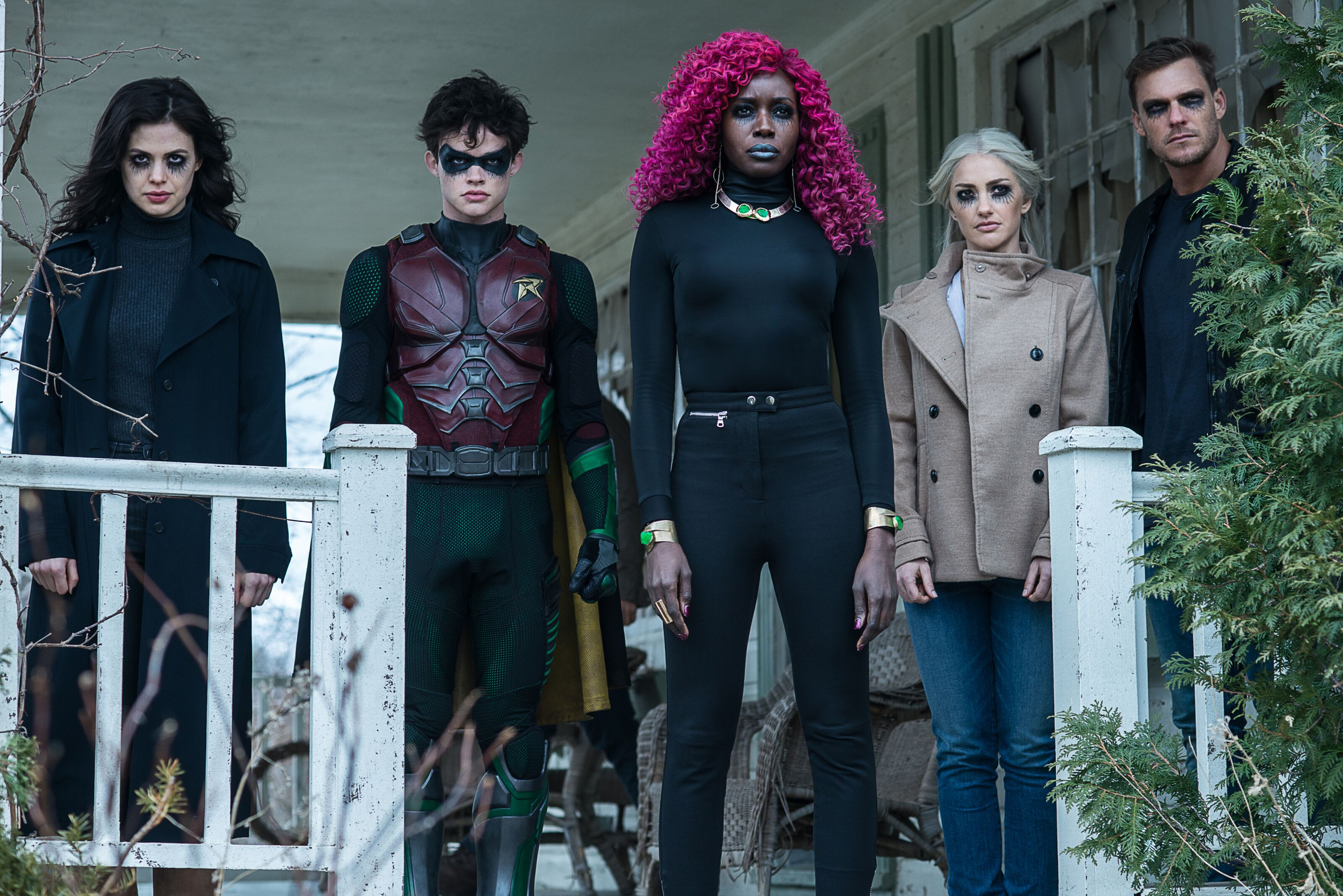 Titans: Will [SPOILER] survive after this week's episode?