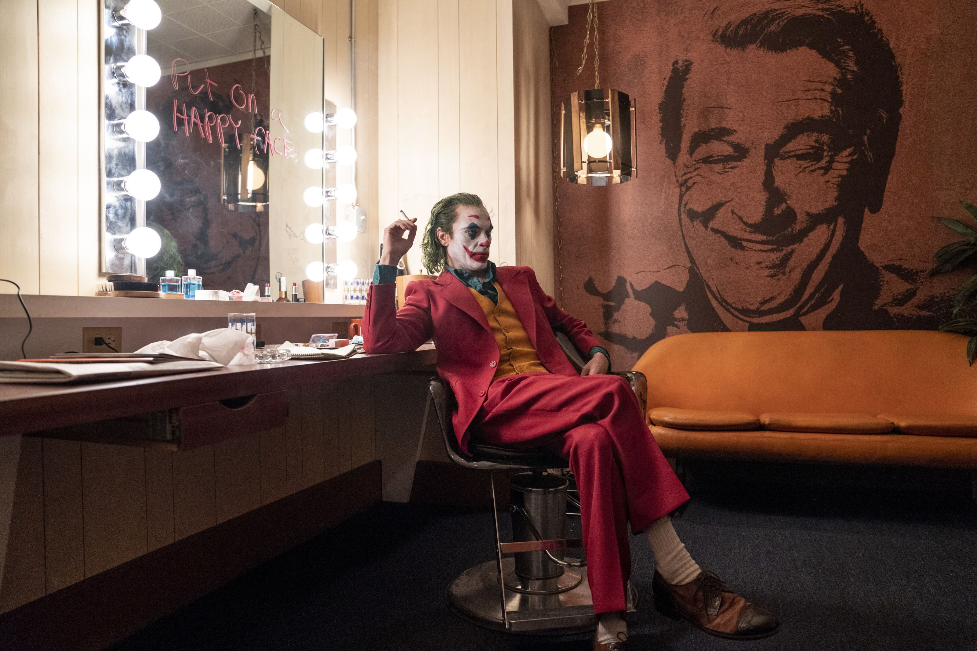 Joker: Joaquin Phoenix should play the White Knight next