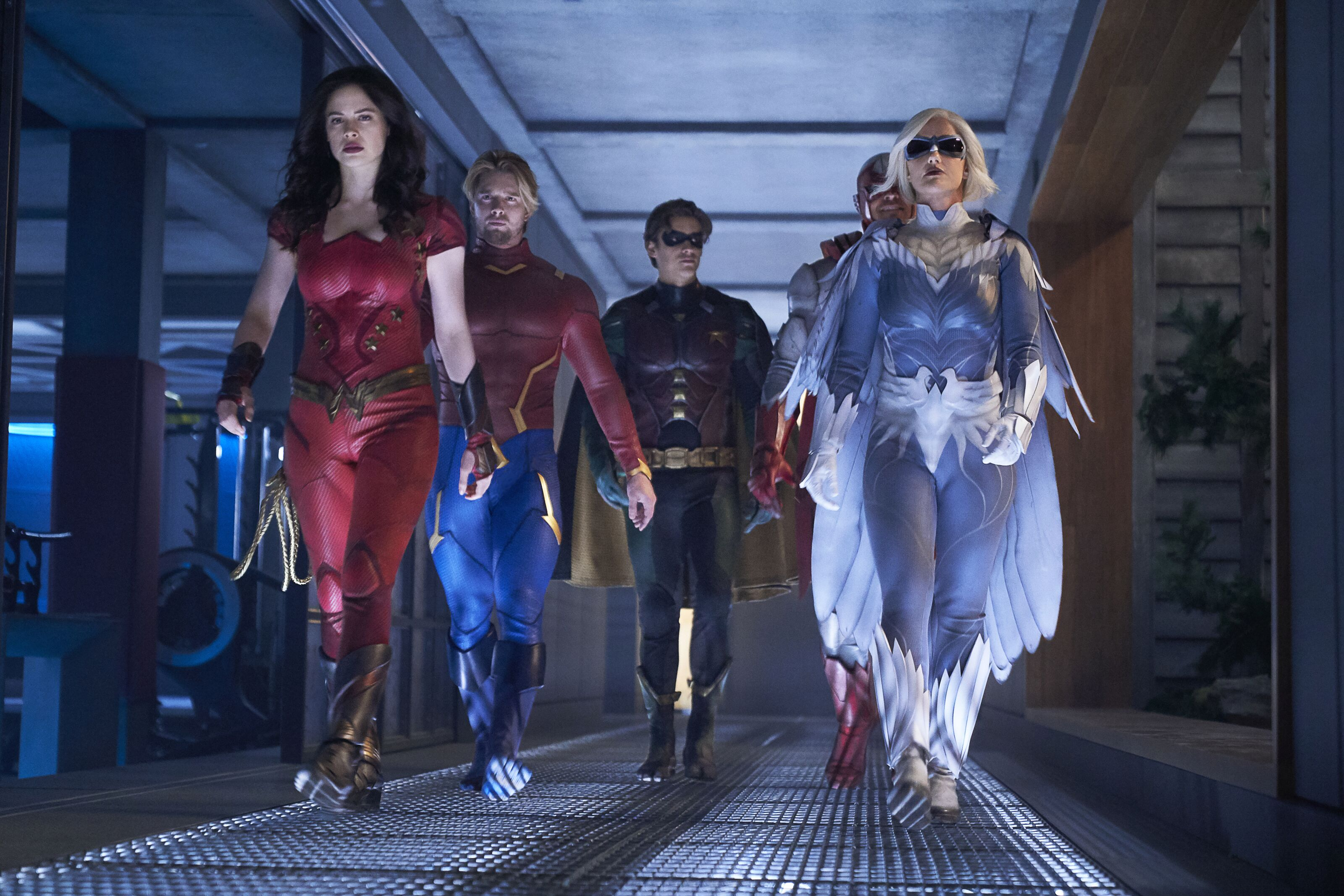 Titans has been renewed for a third season by DC Universe