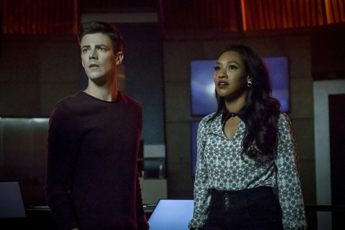 Heroic actor of the week: Candice Patton