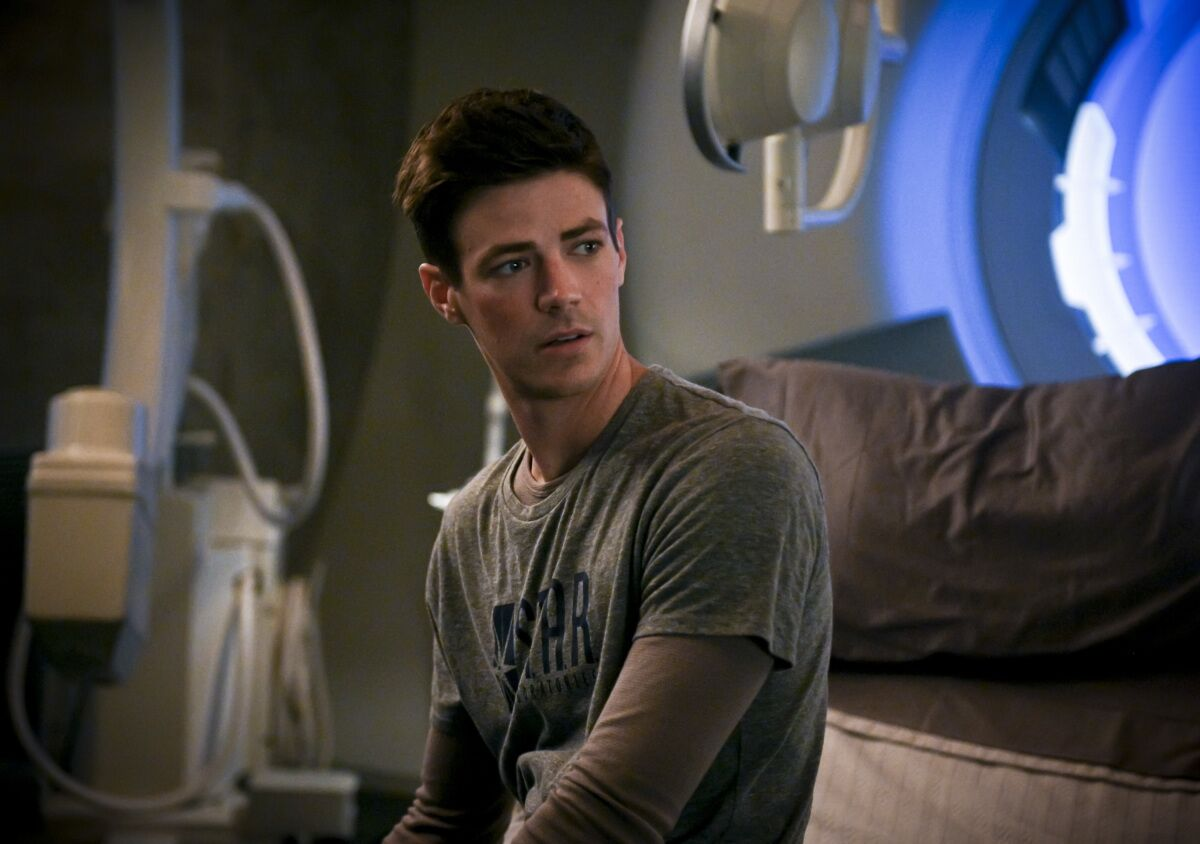 The Flash season 6, episode 2 review: A Flash of the Lightning