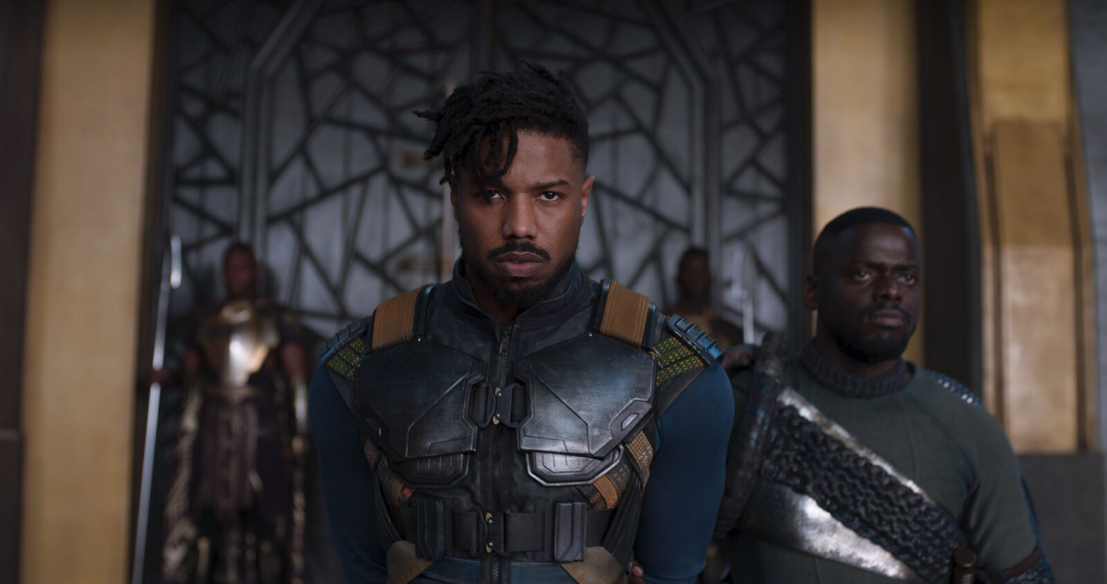 Black Panther could have had a very different ending